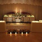 キャンドルと音楽の夕べ 花久葬祭